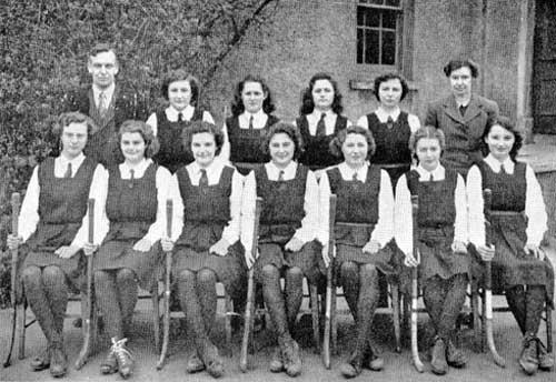 Ballymena Academy 1st XI, 1949 - 50