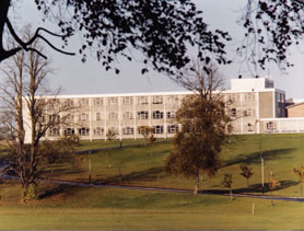 The present school, c. 1972